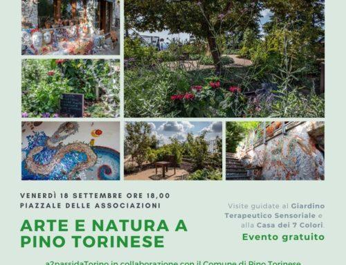 Arte e Natura a Pino Torinese